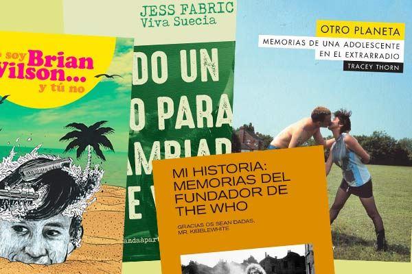 Libros para celebrar el Día de la Música 2019