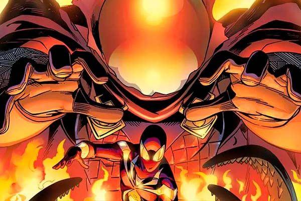 Spider-man vs Mysterio: La próxima aventura del trepamuros