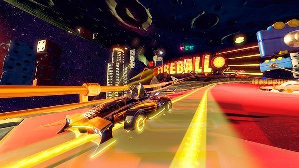 Team Sonic Racing - videojuego