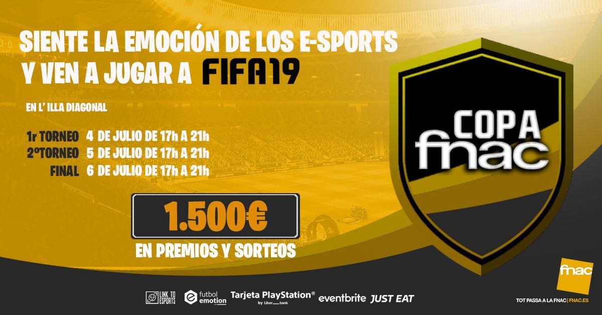 Copa Fnac FIFA19