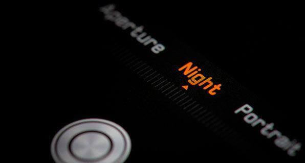 modo nocturno - camara smartphone