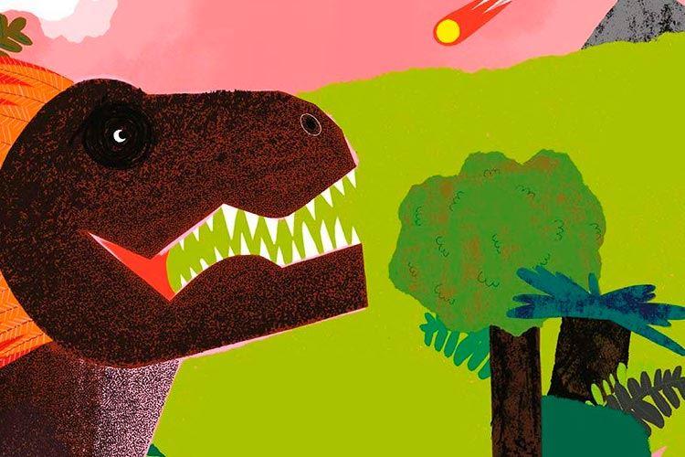 Tiempo de dinosaurios