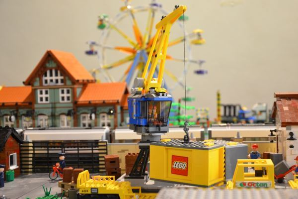 I LOVE LEGO. Hasta el 29/9/19. Palacio de Revillagigedo (Gijón).40% dto en tu entrada.