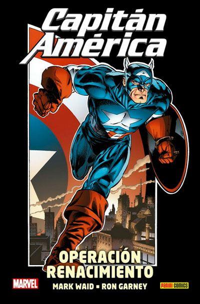 capitan america-comic
