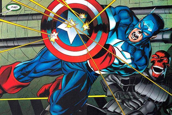 Capitán América: El regreso del Centinela de la Libertad