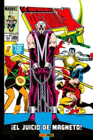 patrulla x - el juicio de magneto