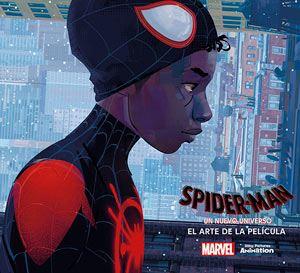 spiderman un nuevo universo-marvel