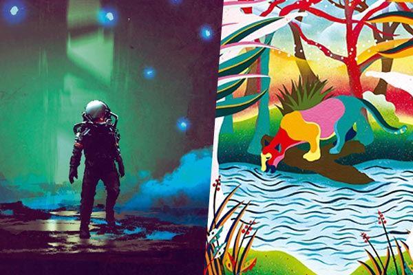 El cosmos y la selva
