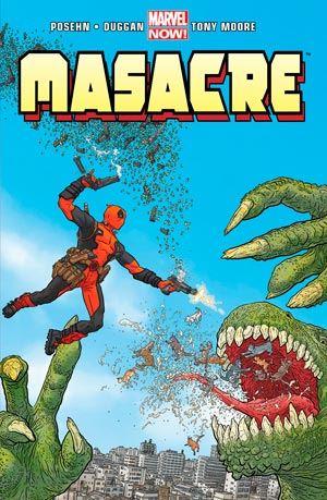 masacre - comic
