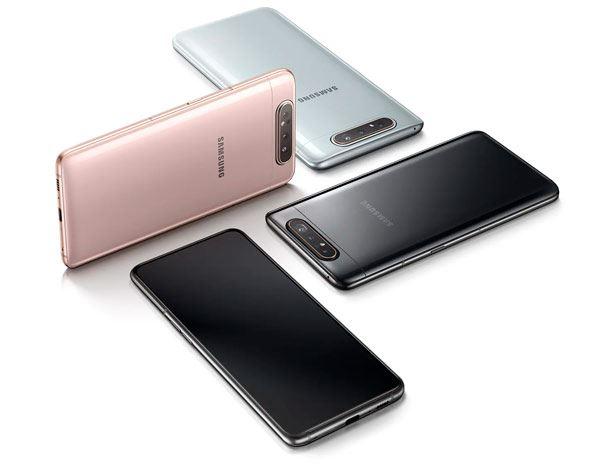 Samsung A80