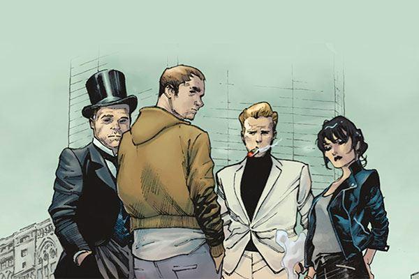 The Magic Order: Mucho más que un buen cómic