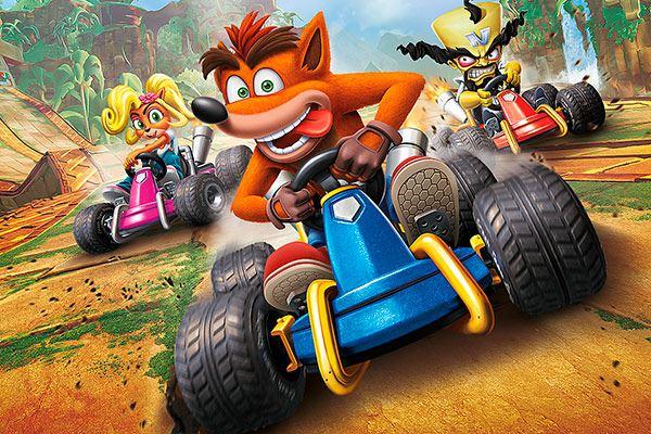 Crash Team Racing: Derrapando hasta la nostalgia