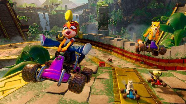 Crash Team Racing-videojuego