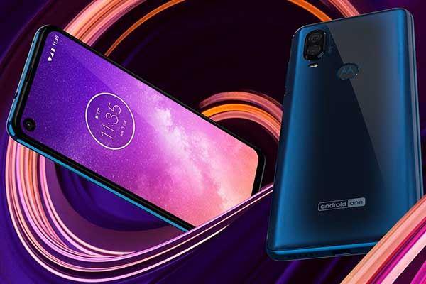 Motorola One Vision: El ojo que todo lo ve