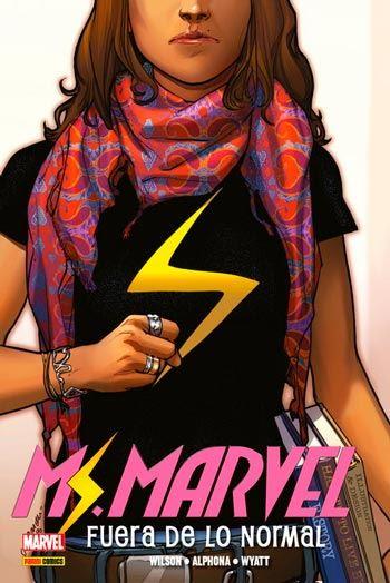 ms marvel - comic
