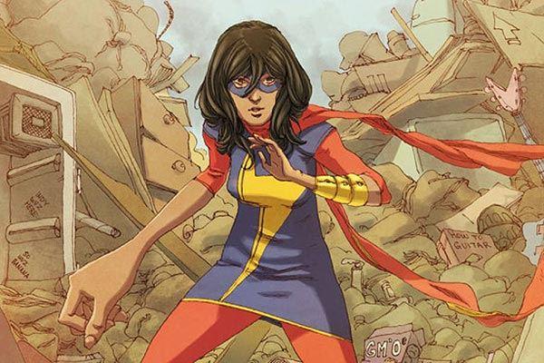 Kamala Khan: La Ms. Marvel millennial que necesitábamos