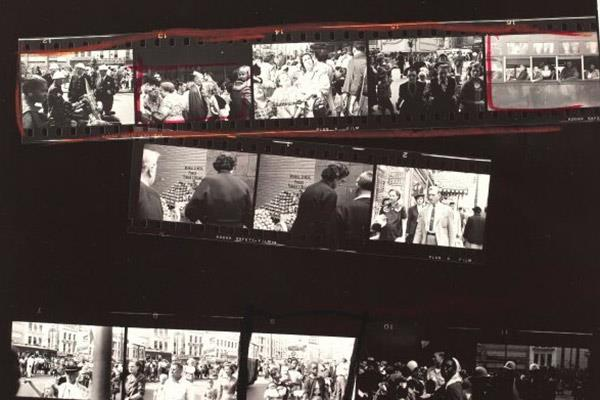The Robert Frank Collection