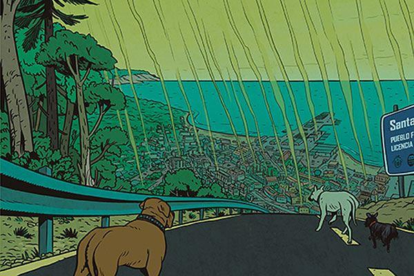 La auditora: ¿Sueñan los androides con perros rabiosos?