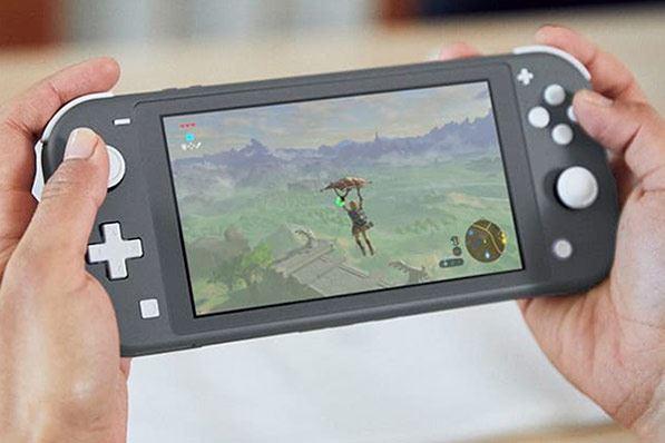 Nintendo Switch Lite-mandos