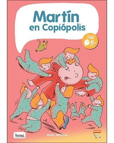 Martín en Copiópolis