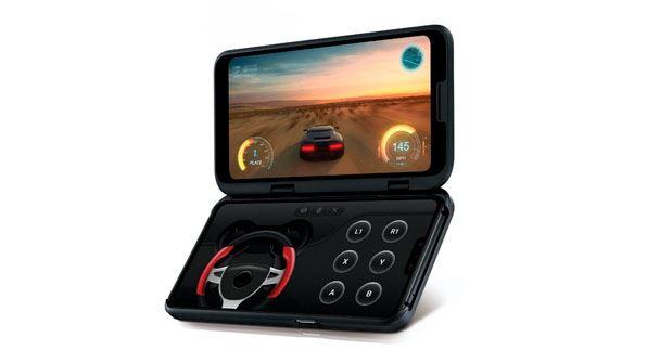 moviles 5G-LG V50