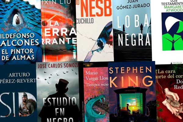 La rentrée literaria: Diez títulos que leeremos a partir de septiembre