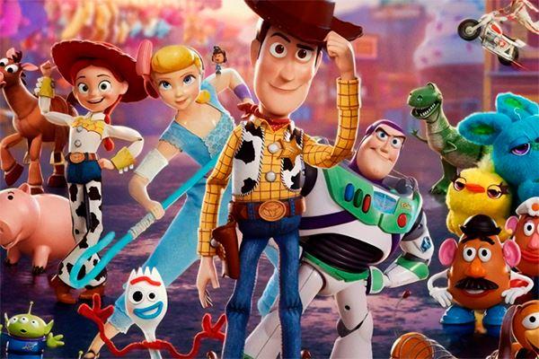Toy Story: ¡Hay un amigo en mí!