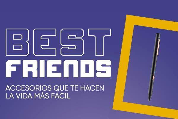 iPad best friends: Accesorios que te hacen la vida más fácil
