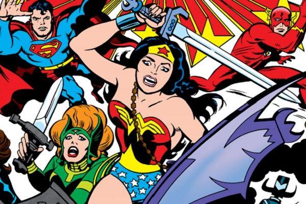 Jack Kirby: Jugando con los Superamigos