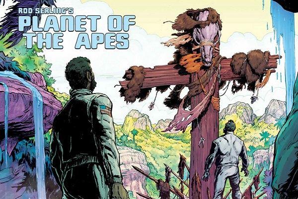 El Planeta de los Simios: La visión de Rod Serling