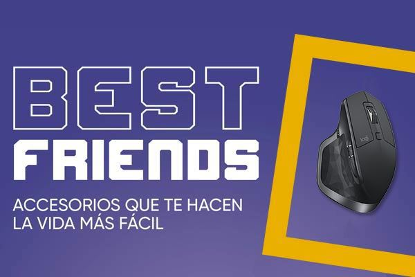 PC best friends: Accesorios que te hacen la vida más fácil