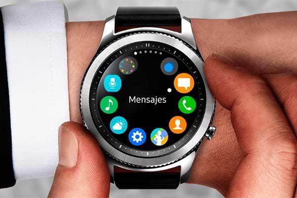 Un smartwatch que no lo parece