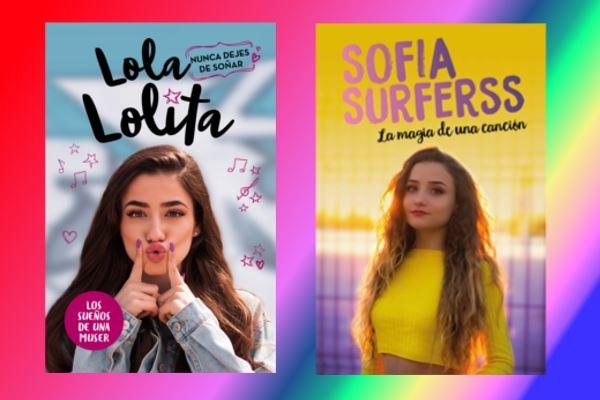Firma conjunta Lola Lolita & Sofia Surferss