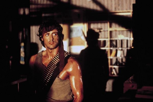 Sylvester Stallone: El Rey