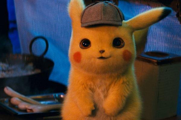 Detective Pikachu: Pokémon Noir