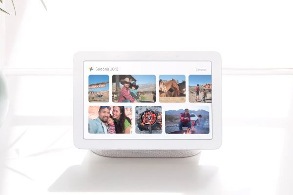 Google Nest Hub-fotos