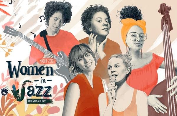 WOMEN IN JAZZ. INDRA RIOS-MOORE. En concierto. 6/11/19. Madrid. Sorteamos 5 entradas dobles.