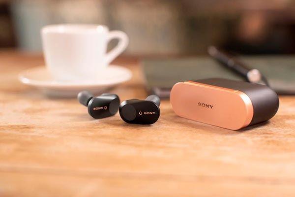 Sony WF1000XM3: Silencia el ruido