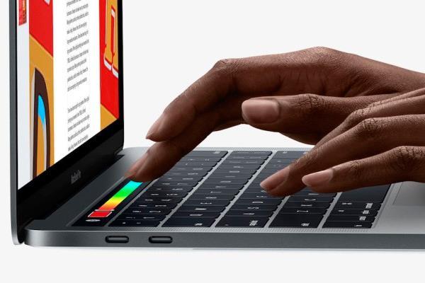 ¿Qué es la touch bar, Siri?