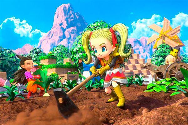 Dragon Quest Builders 2: Juegazo a bloques