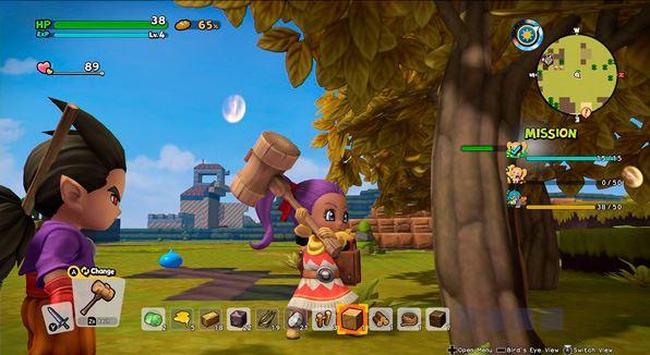 Dragon Quest Builders 2 -videojuego
