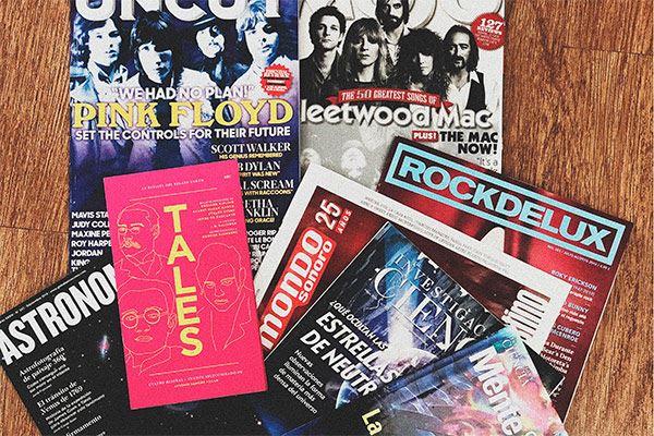 Las revistas y su otra lectura