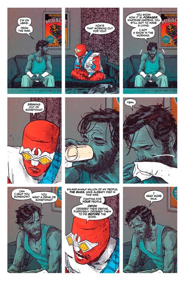 mister milagro-comic