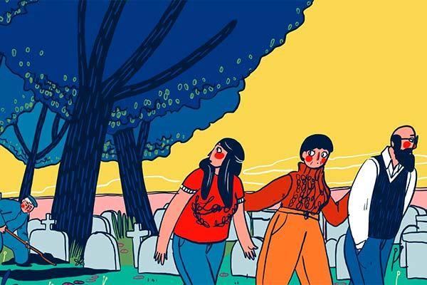 """Sole Otero gana el Premio Fnac Salamandra-Graphic con """"Naftalina"""""""