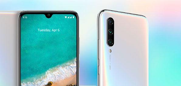Xiaomi Mi A3 - camara
