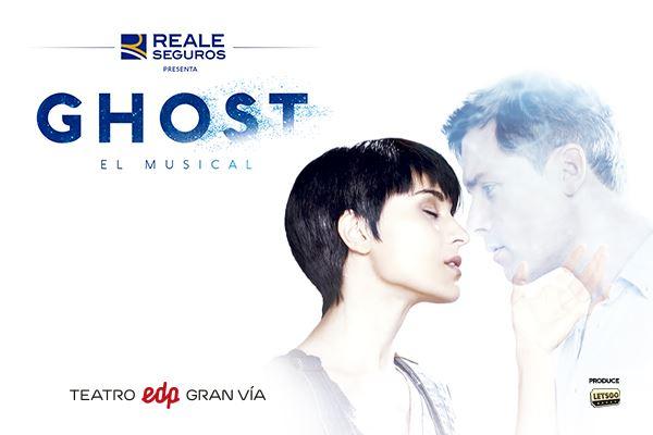 GHOST. EL MUSICAL. Teatro EDP Gran Vía (Madrid). Sorteo de entradas para el 25/10/19