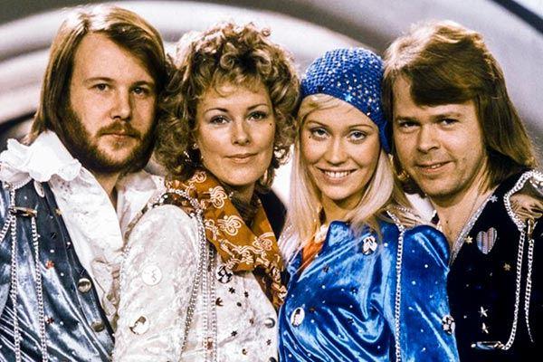 ABBA: 45 años de su victoria en Eurovisión