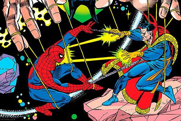 Marvel Team-Up: Los mejores amigos de Spiderman
