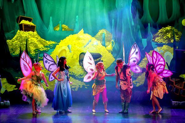 CAMPANILLA, UNA AVENTURA MUSICAL.Teatro Cofidis Alcázar (Madrid). 30% dto. en tus entradas.