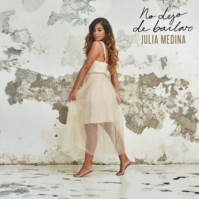 Firma de discos de Julia Medina
